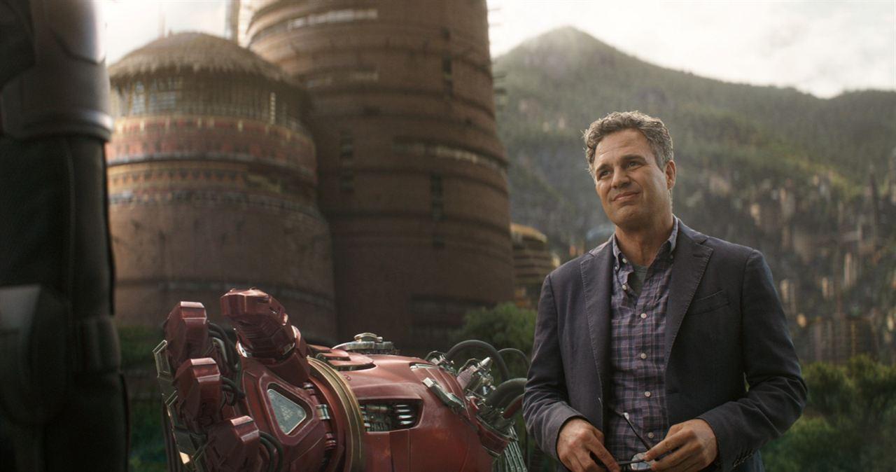 Avengers: Infinity War : Photo Mark Ruffalo