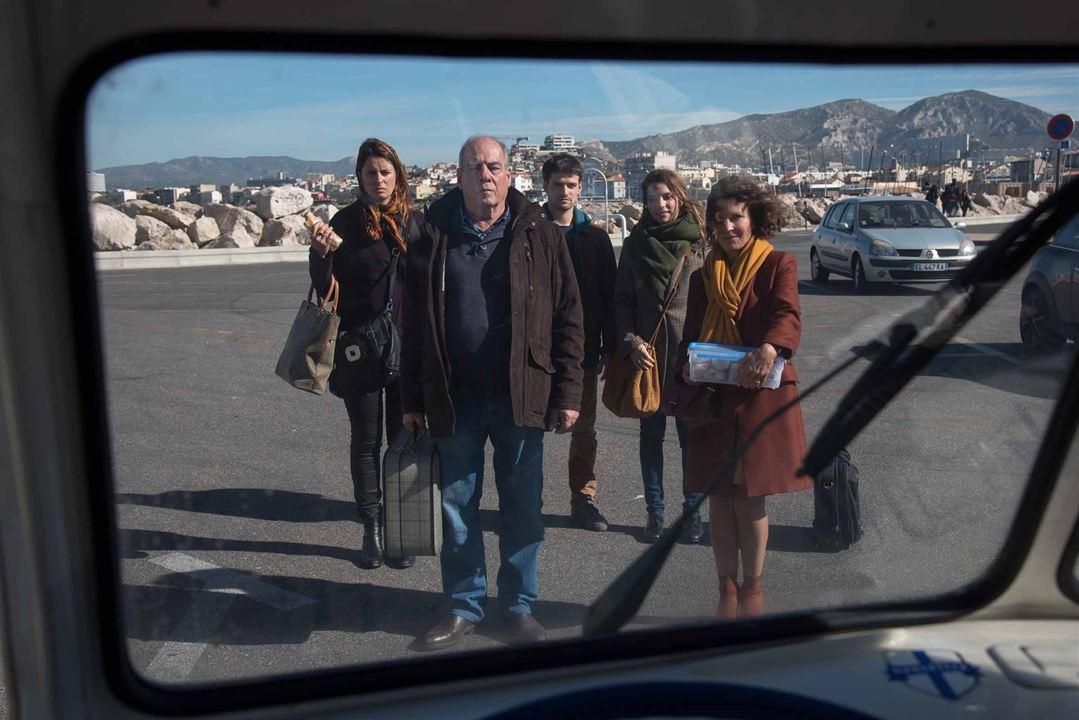 Photo Anne Decis, Grant Lawrens, Marie Hennerez, Michel Cordes, Sylvie Flepp