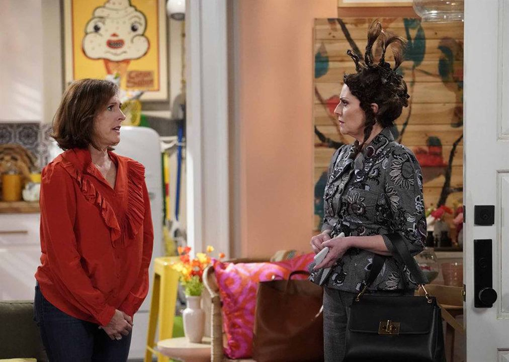Photo Megan Mullally, Molly Shannon