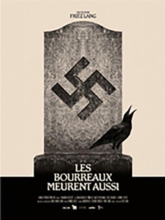 Les Bourreaux meurent aussi : Affiche