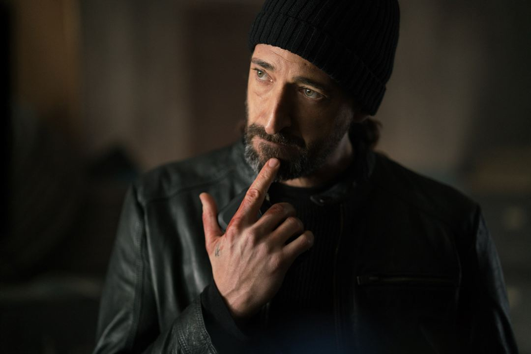 Bullet Head : Photo Adrien Brody