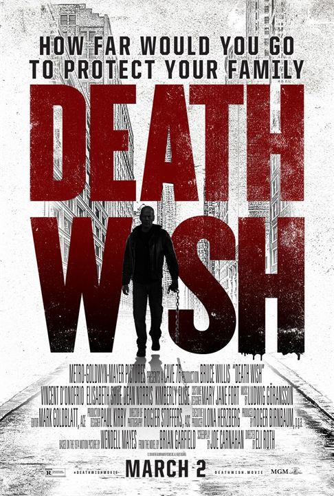 Death Wish : Affiche