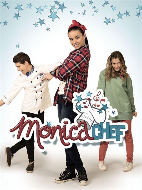 Monica Chef : Affiche