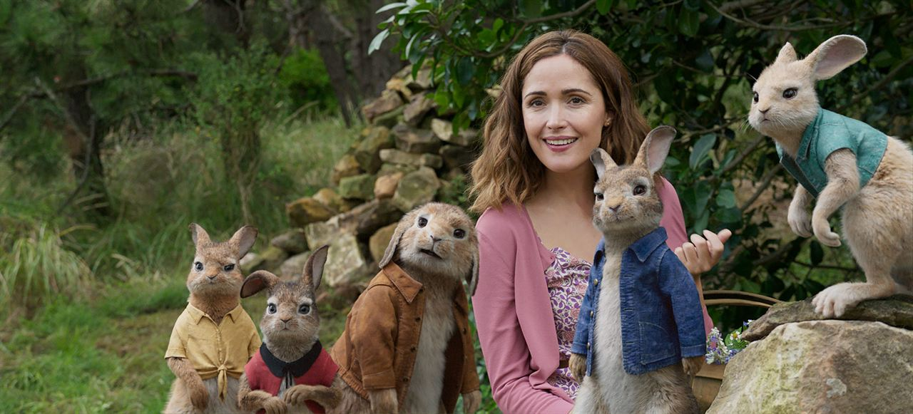 Pierre Lapin : Photo Rose Byrne