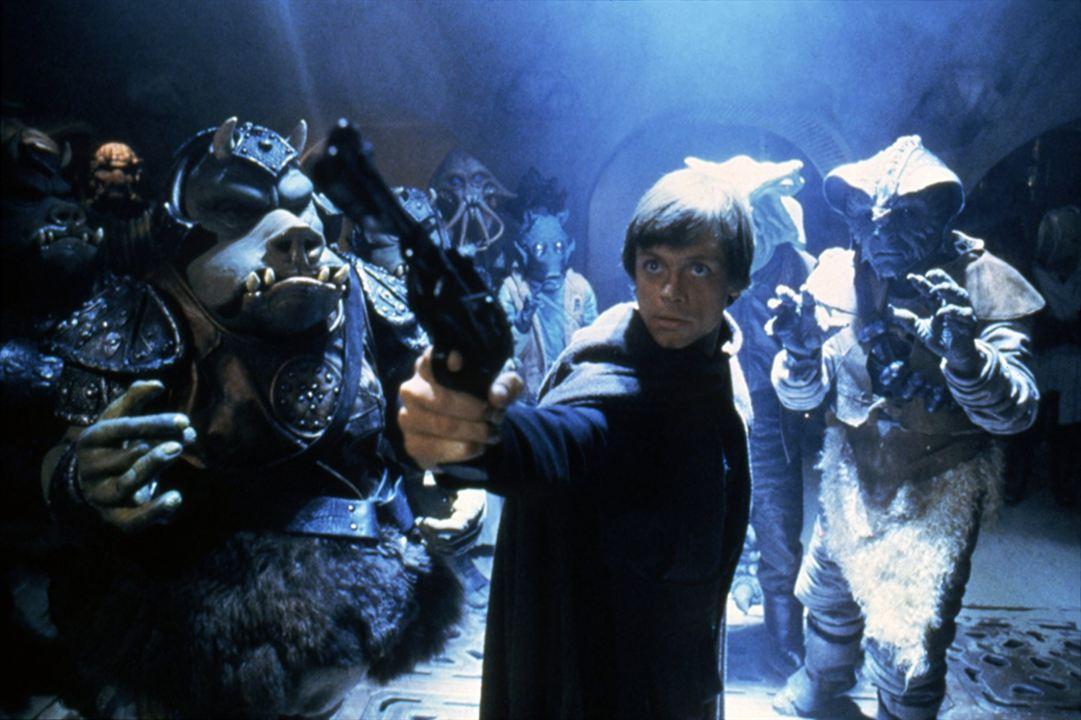 Star Wars : Episode VI - Le Retour du Jedi : Photo Mark Hamill