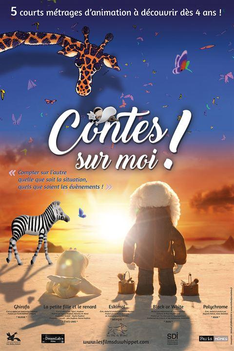 Contes sur moi! : Affiche