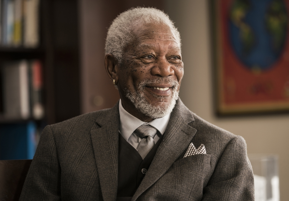 The Story of Us with Morgan Freeman : Photo