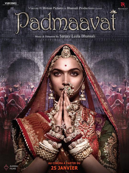 Padmaavat : Affiche