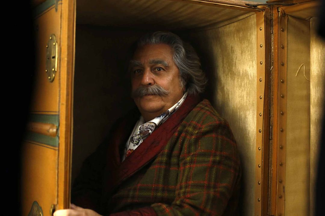 Les Aventures de Spirou et Fantasio : Photo Christian Clavier