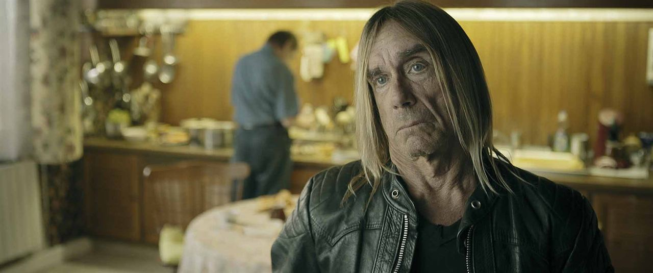Rester vivant - méthode : Photo Iggy Pop