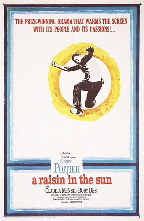 Un raisin au soleil : Affiche