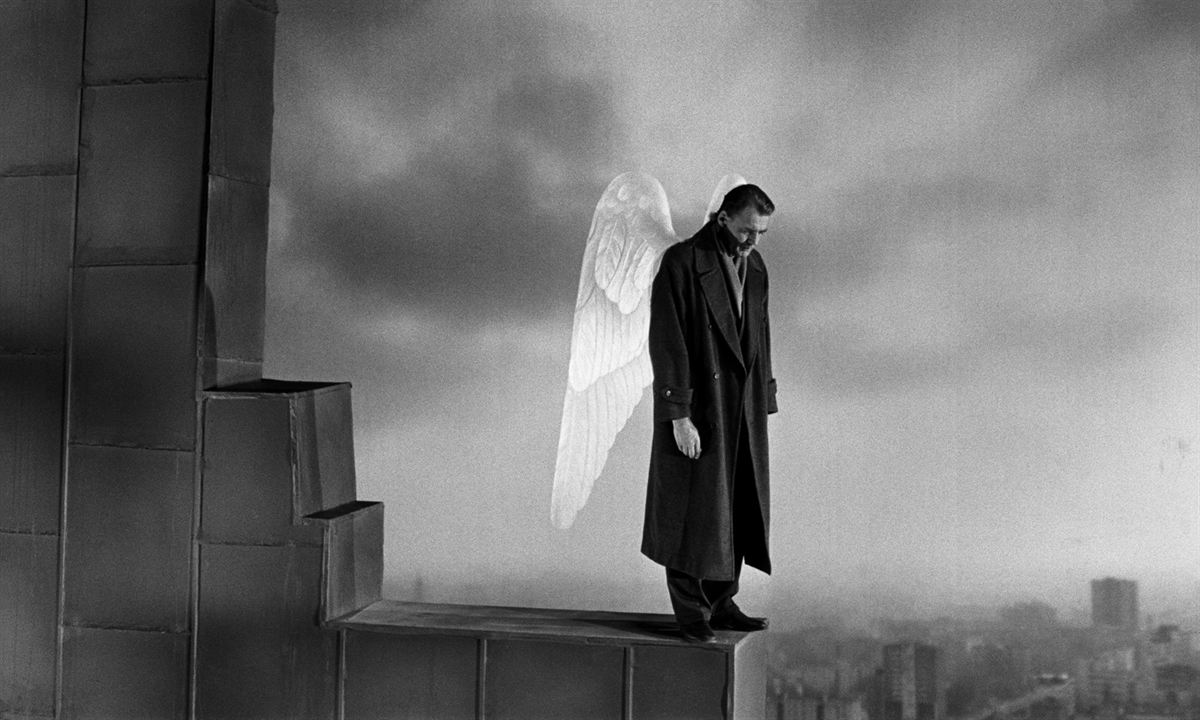 Les Ailes du désir : Photo Bruno Ganz