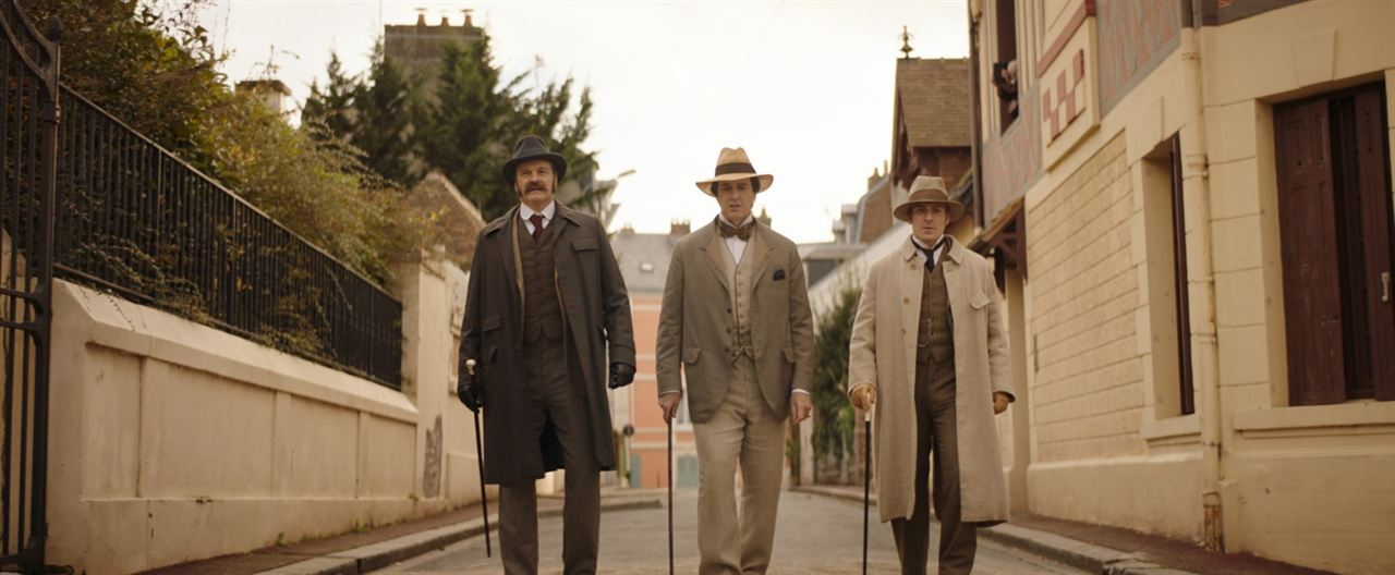 The Happy Prince : Photo Colin Firth, Edwin Thomas, Rupert Everett