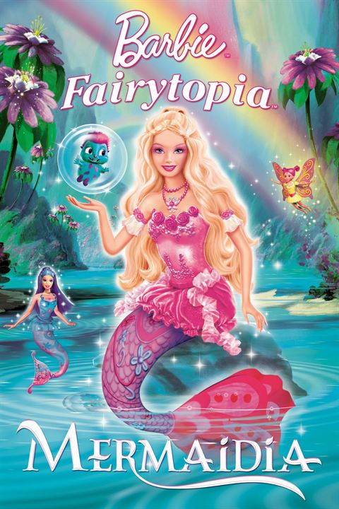 Barbie Fairytopia: Mermaidia : Affiche