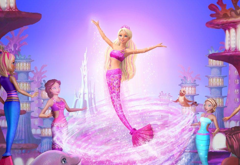 Photo du film barbie et le secret des sir nes photo 4 - Le secret des sirene ...