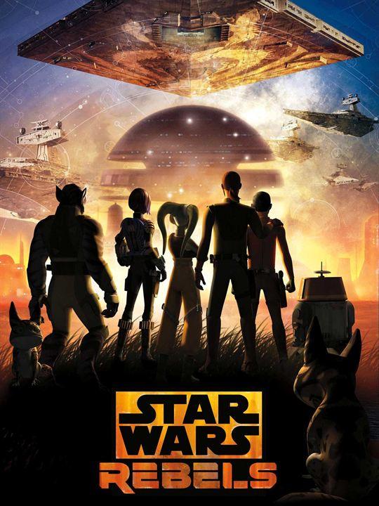 Star Wars Rebels : Affiche
