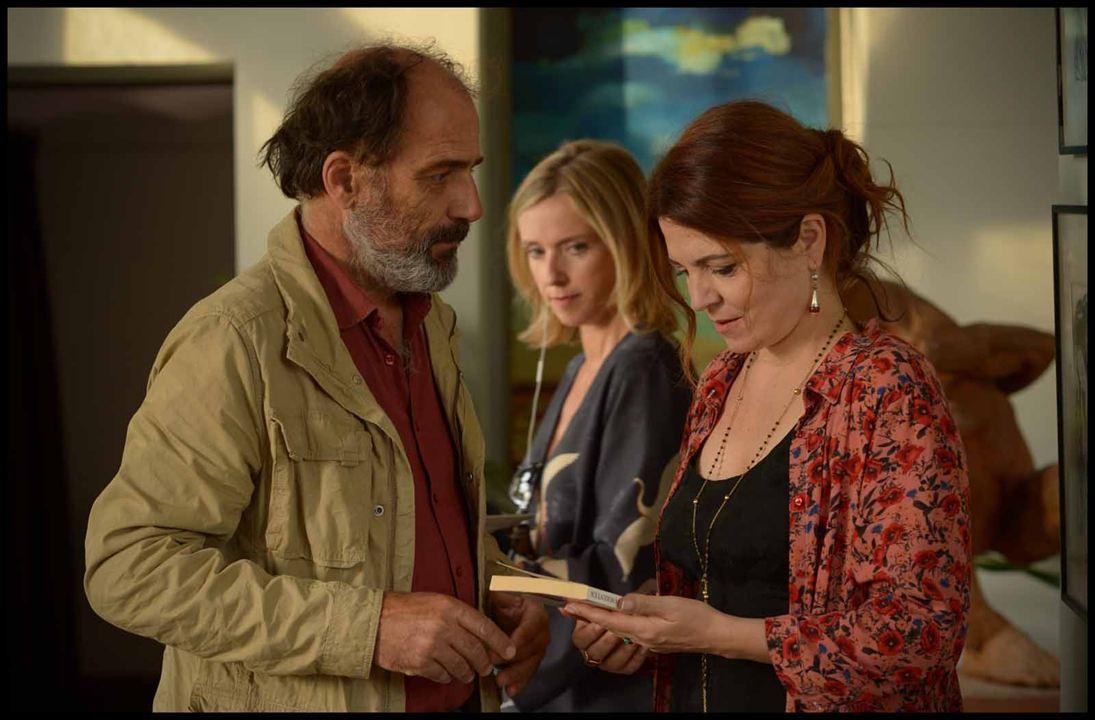 Place Publique : Photo Agnès Jaoui, Léa Drucker, Sam Karmann
