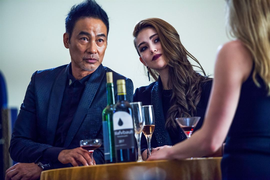 Shanghai Job : Photo Hannah Quinlivan, Simon Yam