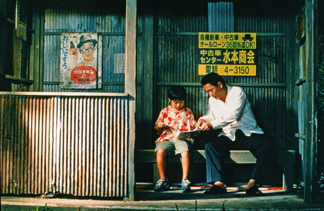 L'Eté de Kikujiro : Photo Takeshi Kitano, Yusuke Sekiguchi