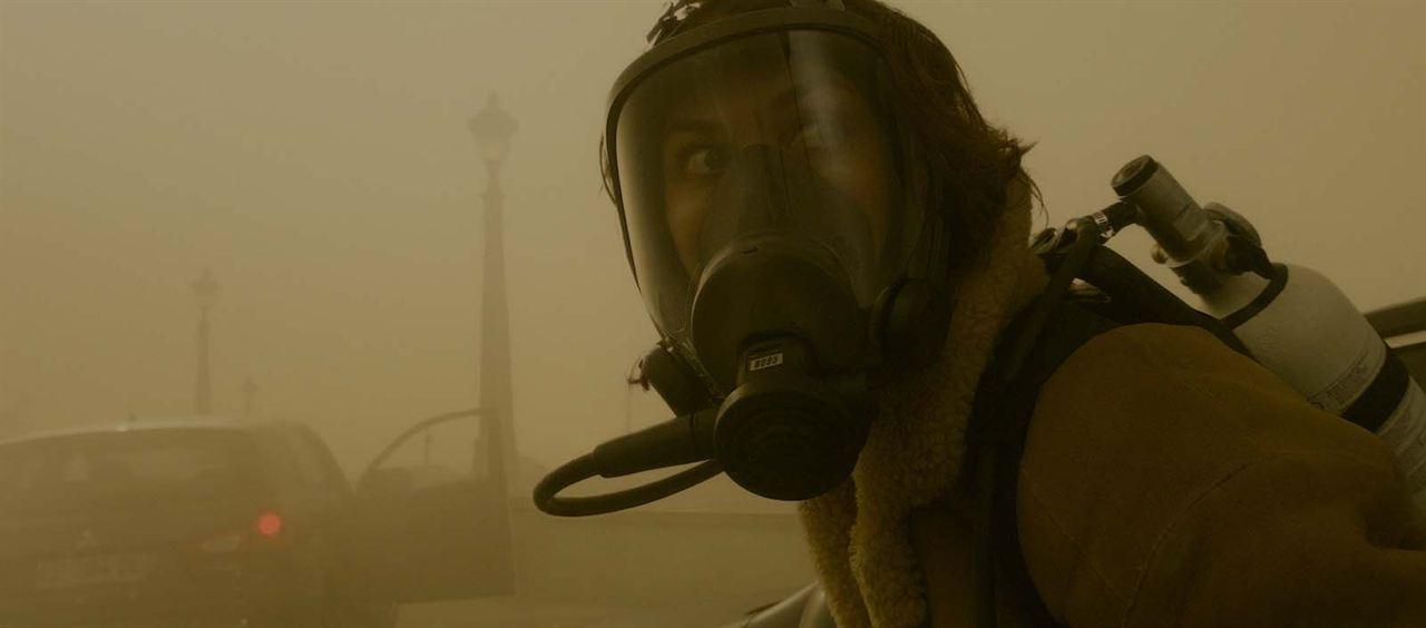 Dans la brume : Photo Olga Kurylenko