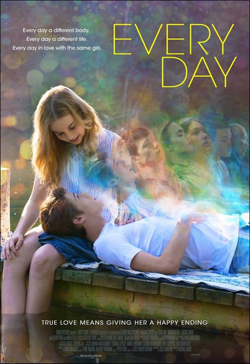Every Day : Affiche