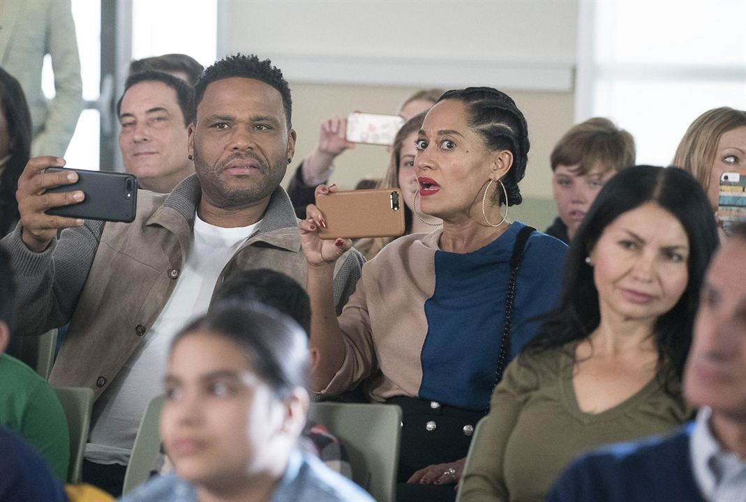 Photo Anthony Anderson, Tracee Ellis Ross