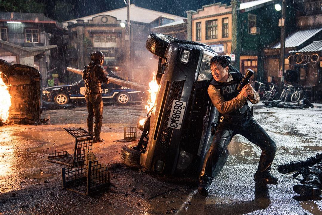 Bleeding Steel : Photo Jackie Chan