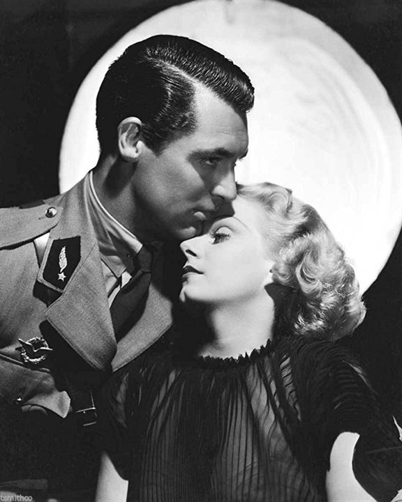 Une Belle blonde : Photo Cary Grant, Jean Harlow