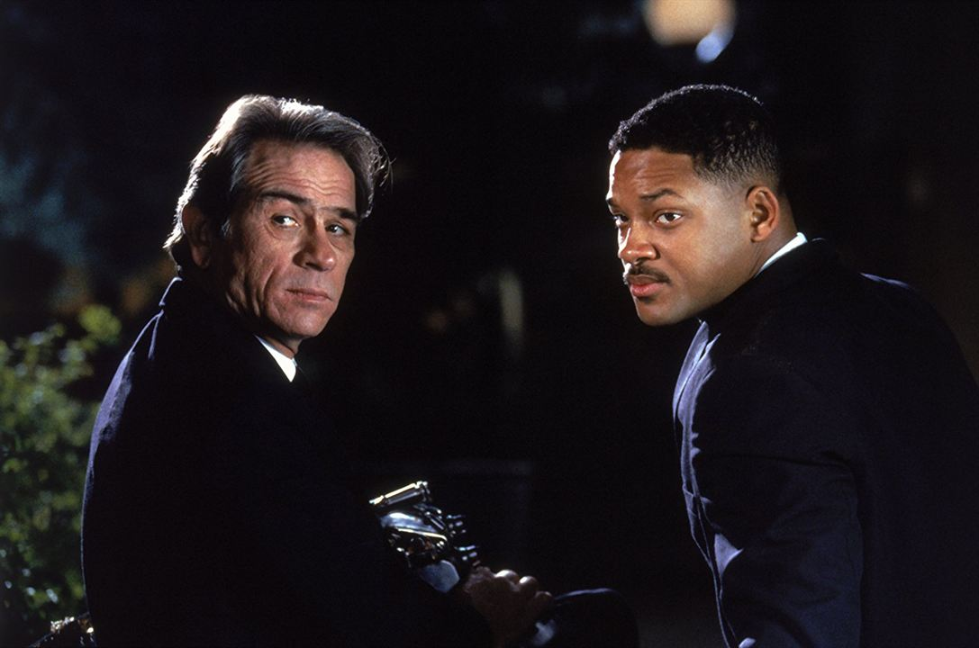 Men in Black : Photo Tommy Lee Jones, Will Smith