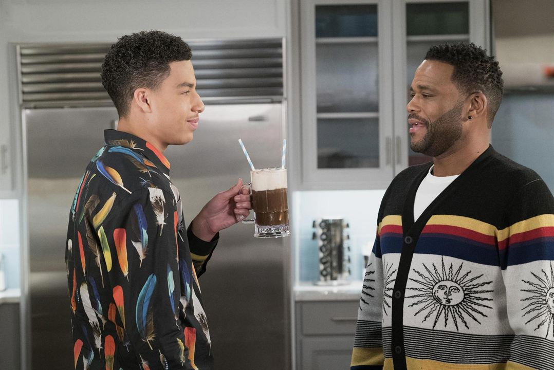 Photo Anthony Anderson, Marcus Scribner