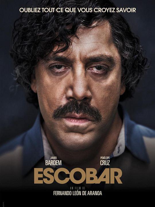 Escobar : Affiche