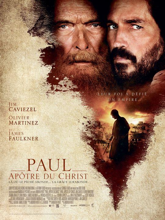 Paul, Apôtre du Christ : Affiche