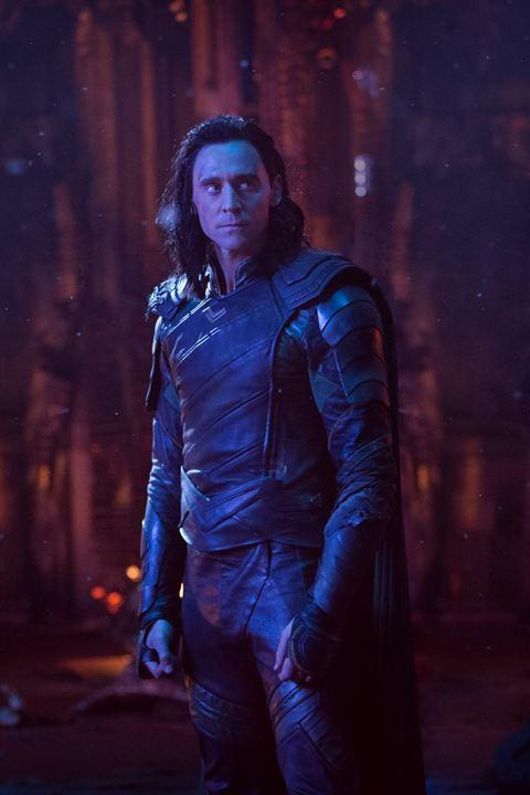 Avengers: Infinity War : Photo Tom Hiddleston
