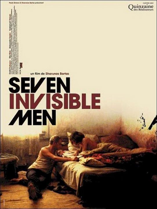 Seven Invisible Men : Affiche Sharunas Bartas