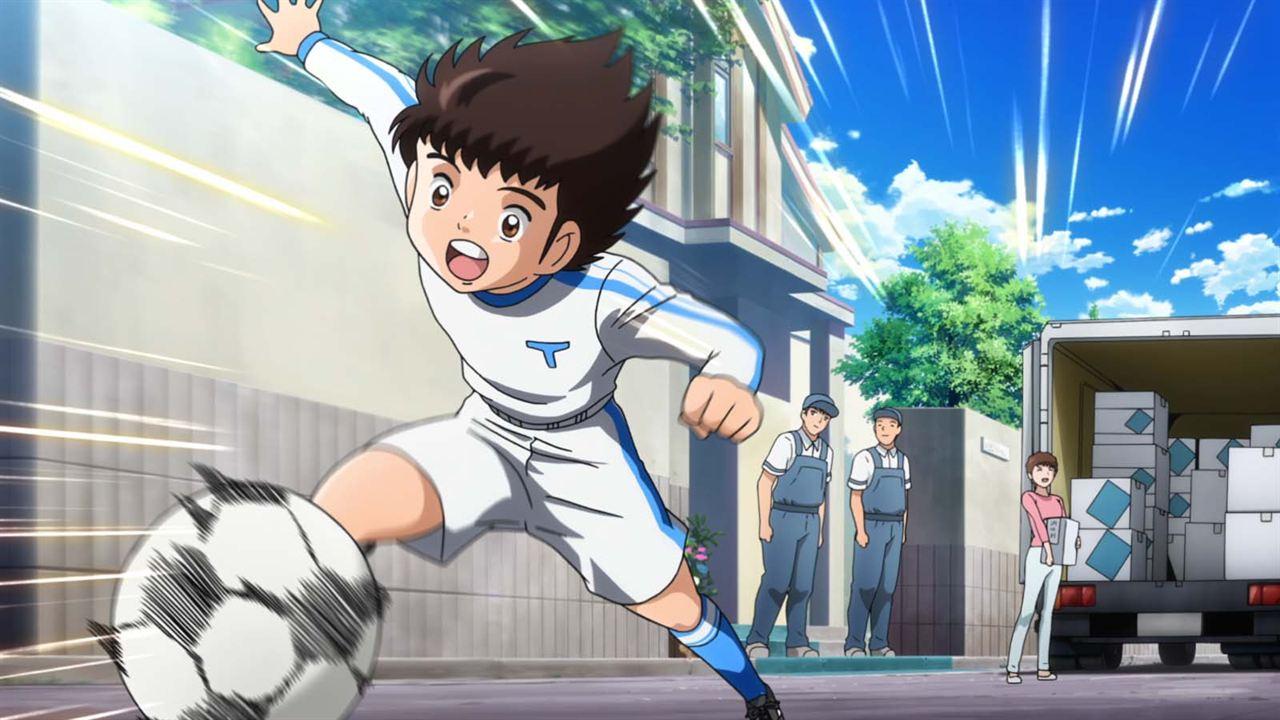 Captain Tsubasa 2018 Captain Tsubasa 2018 Photo 3 Sur 6