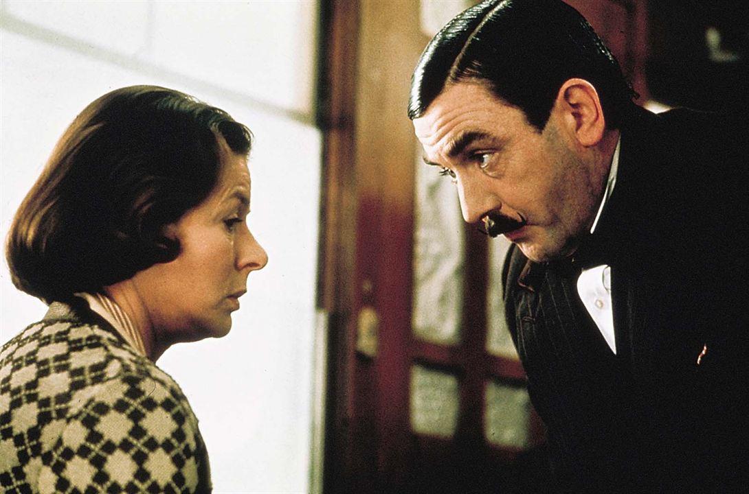 Le Crime de l'Orient-Express : Photo Albert Finney, Ingrid Bergman