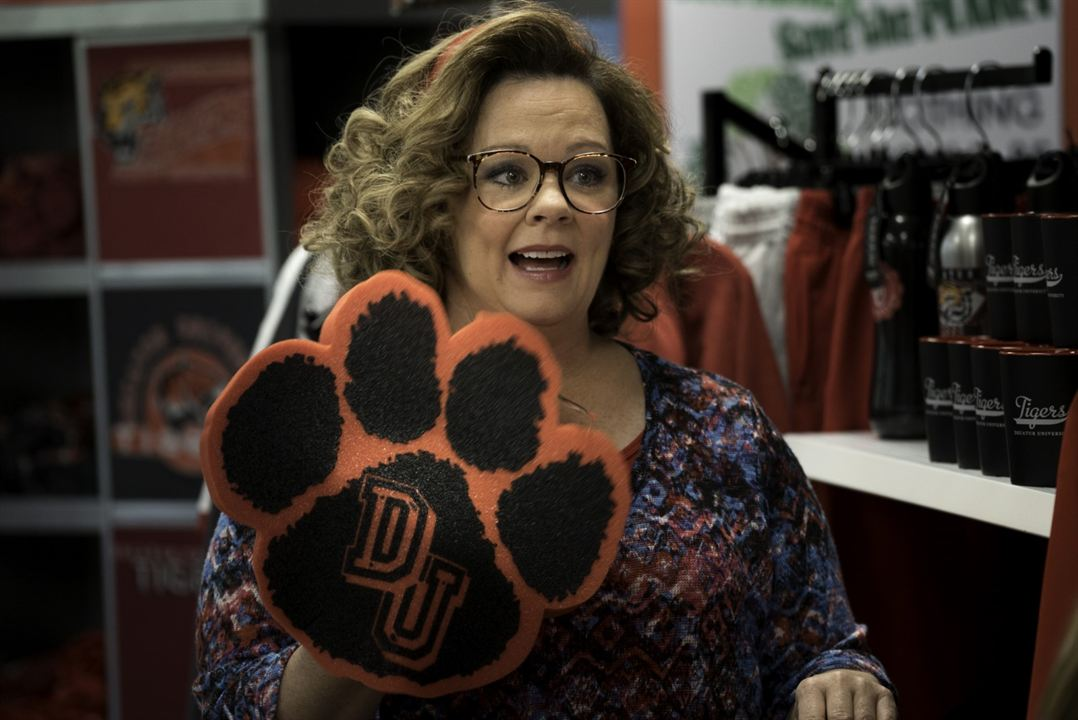 Life Of The Party : Photo Melissa McCarthy