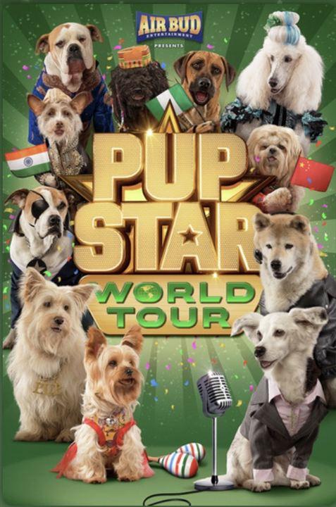 Pup Star: World Tour : Affiche