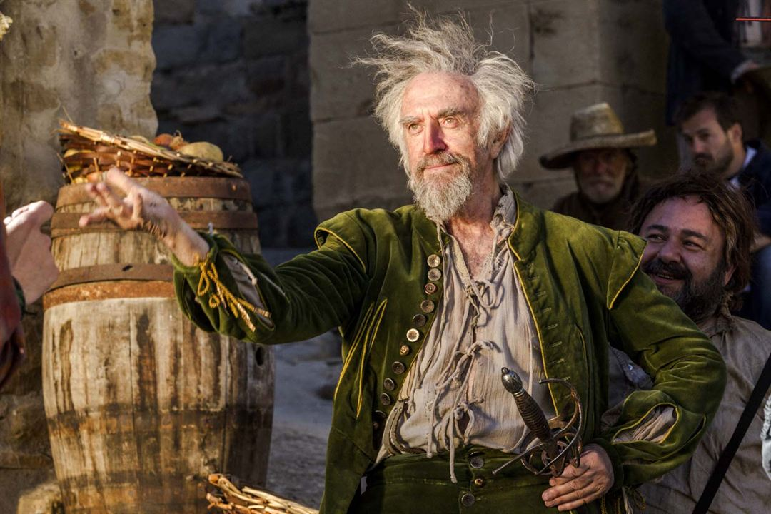 L'Homme qui tua Don Quichotte : Photo Jonathan Pryce