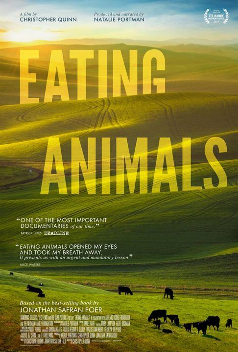 Eating Animals : Affiche