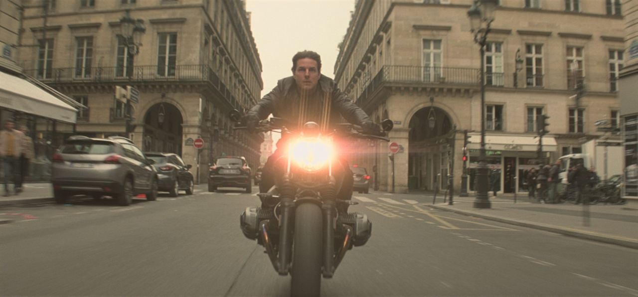 Mission Impossible - Fallout : Photo Tom Cruise