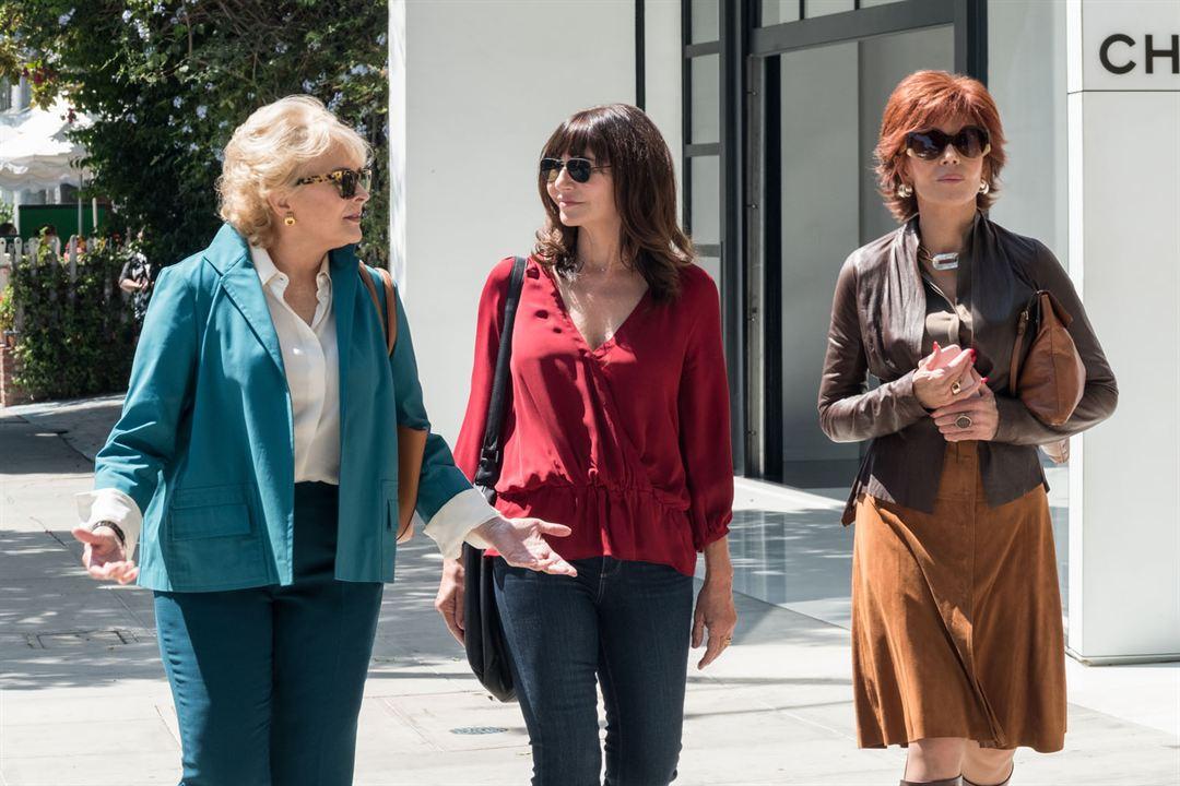 Le Book Club : Photo Candice Bergen, Jane Fonda, Mary Steenburgen