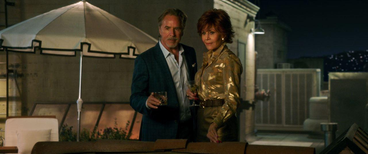 Le Book Club : Photo Don Johnson, Jane Fonda