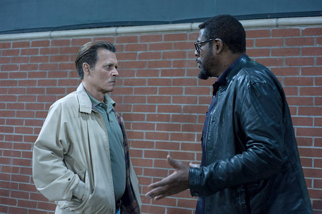 City Of Lies : Photo Forest Whitaker, Johnny Depp