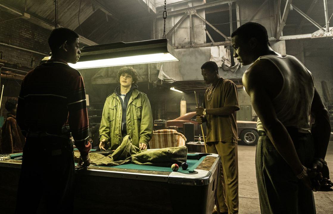 Undercover - Une histoire vraie : Photo Jonathan Majors, Richie Merritt, RJ Cyler, Y.G.