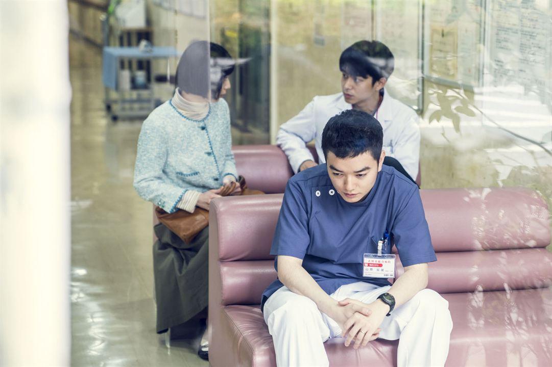 Invasion : Photo Kaho, Masahiro Higashide, Shôta Sometani