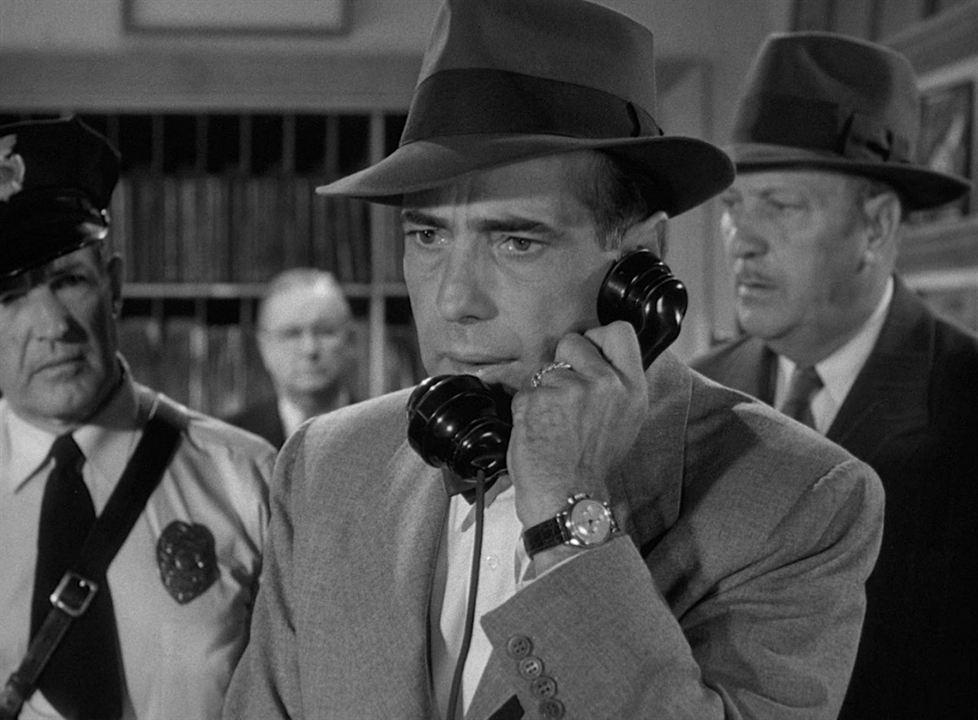 La Femme à abattre : Photo Humphrey Bogart