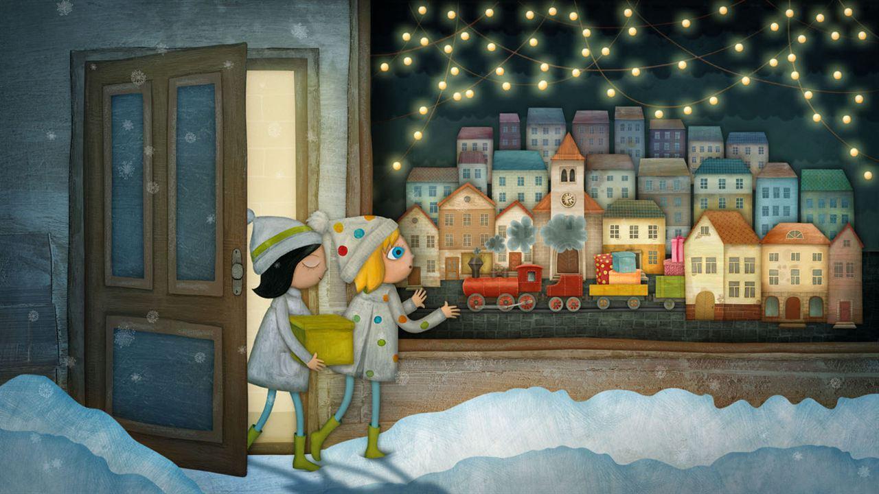 """Résultat de recherche d'images pour """"Mimi et Lisa, les lumières de Noël"""""""