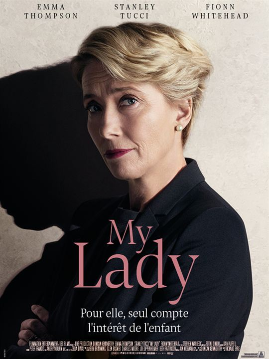 My Lady : Affiche
