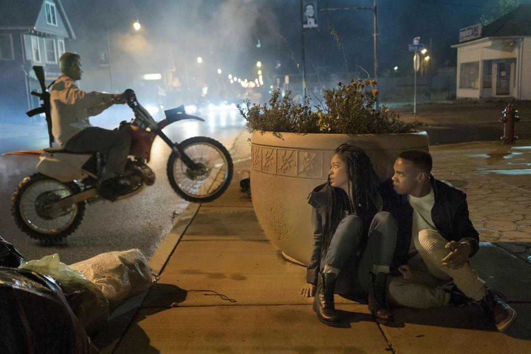 American Nightmare 4 : Les Origines : Photo Joivan Wade, Lex Scott Davis